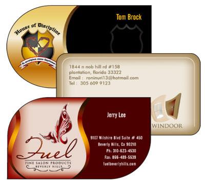 die-cut-business-cards