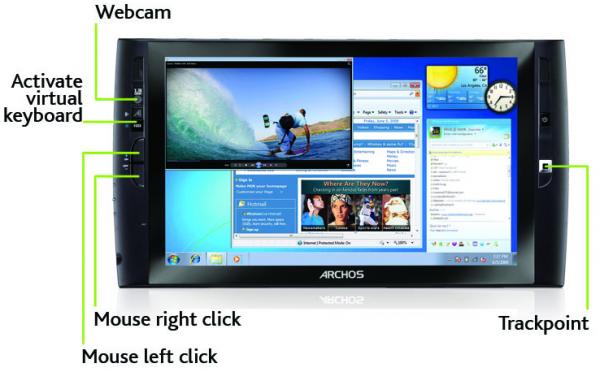 Archos 9 PC Tablet Review