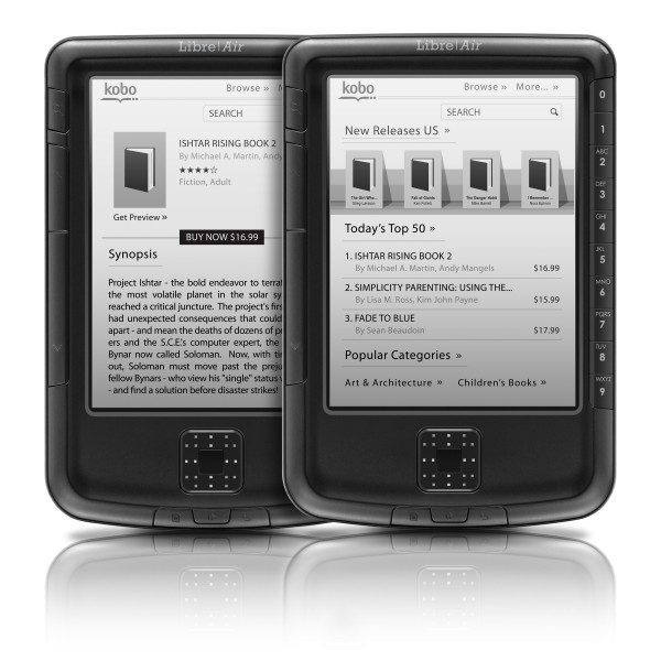 Cheap E-readers for Under $100