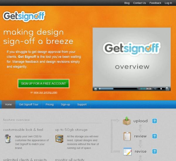 GetSignOff