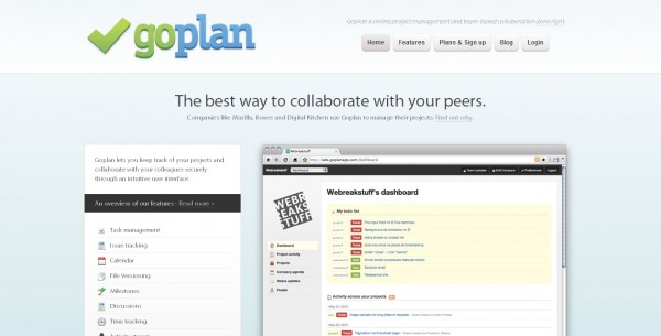 Goplan Online