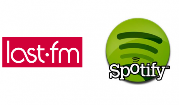 Music on the Go: Last.FM VS Spotify