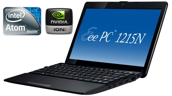 The Asus Eee Pc 1215N Review