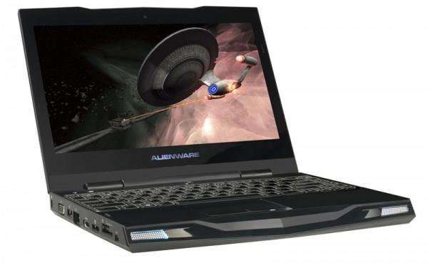 The New Alienware M II X Laptop