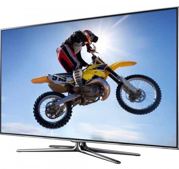 Advancing the Art of Entertainment - Samsung UN55D8000 55-inch HDTV