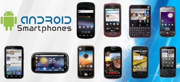 Android Smartphones: Stylish, Sophisticated and Sensible