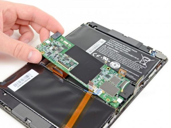 BlackBerry PlayBook battery