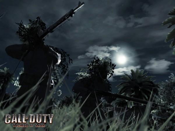 Call of duty 5- world at war