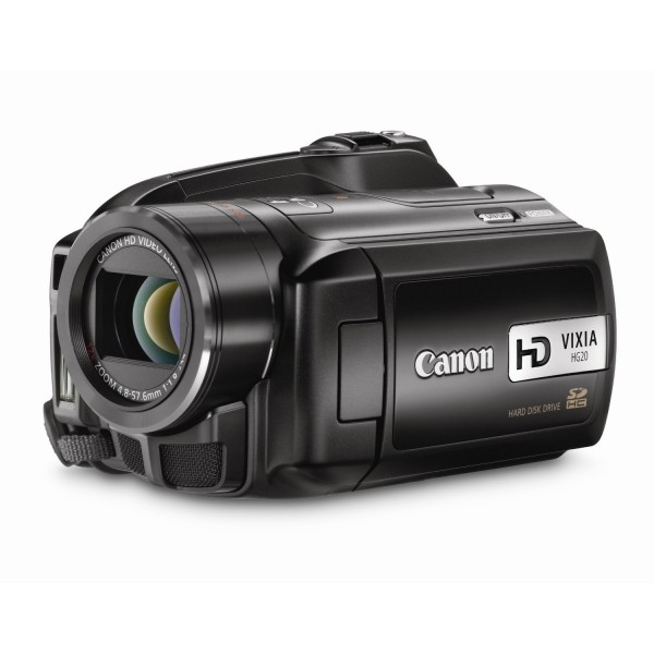 Canon HG20 Camcorder- A Notch Above The Rest