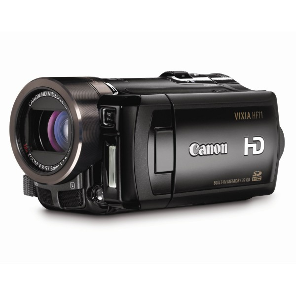 Canon Vixia HF11- The HF10 Upgraded