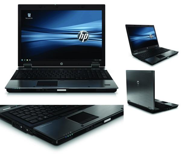 HP EliteBook 8740w Review