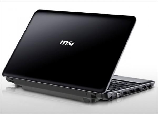 MSI Wind 12 U230-040US Review