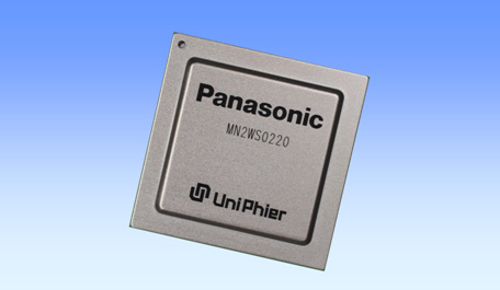 Panasonic's New UniPhier System for Smart TVs