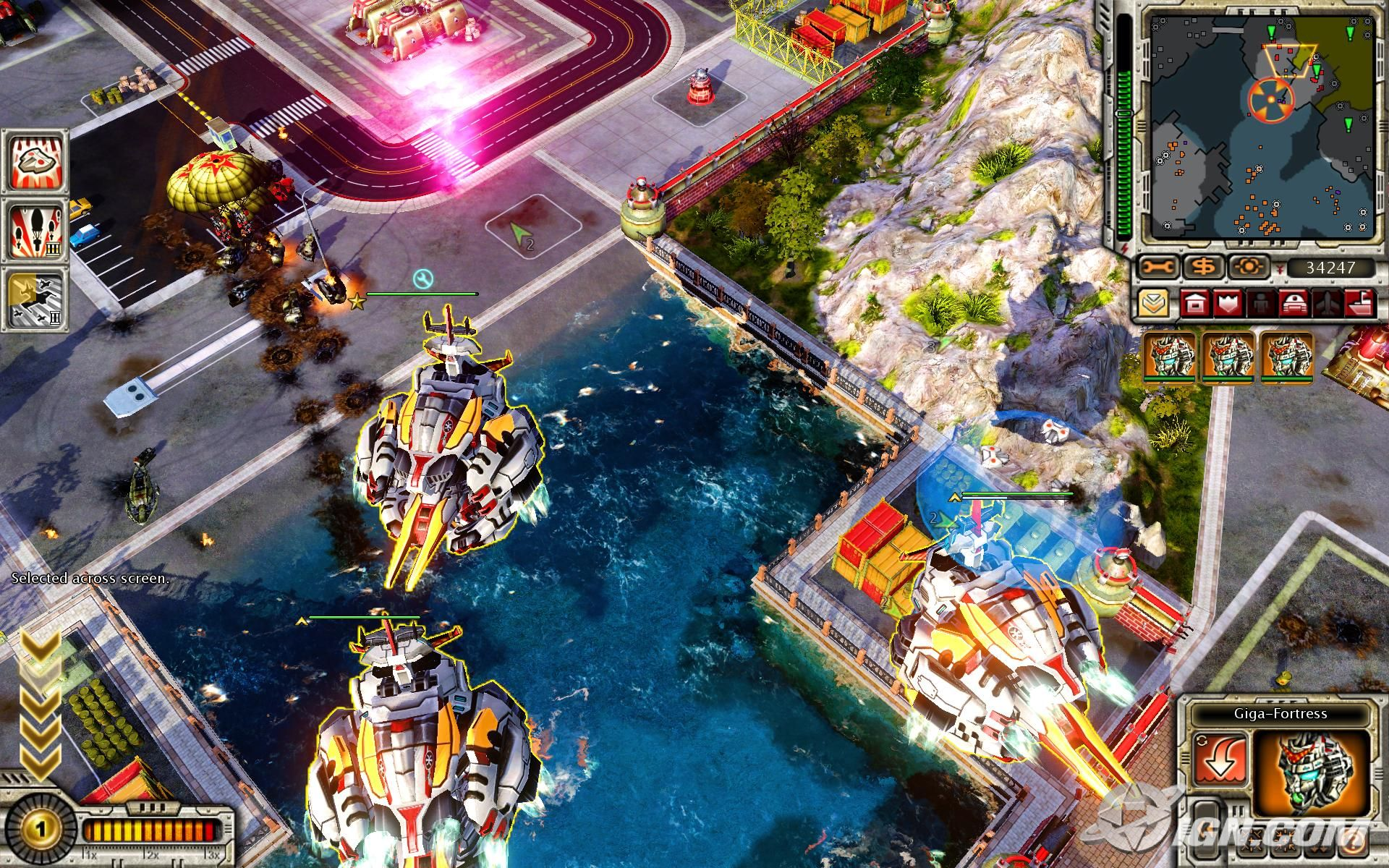 Command And Conquer Red Alert 3 Uprising Walkthrough