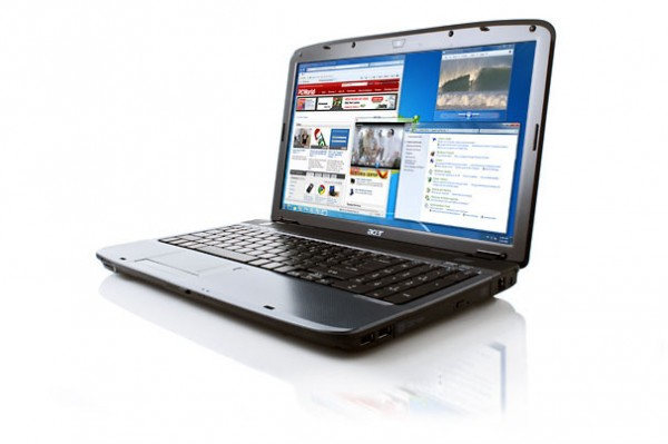 The Acer Aspire 5740G 6979 Laptop