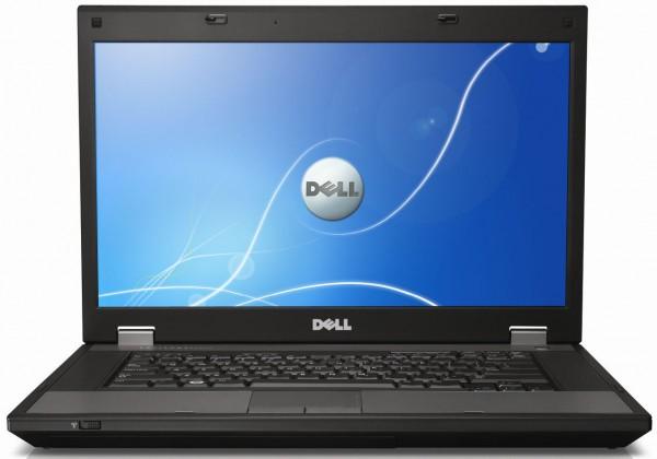 The Dell Latitude E5510 Review