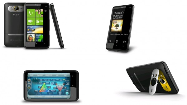 The Emergence of Windows 7 Smartphones