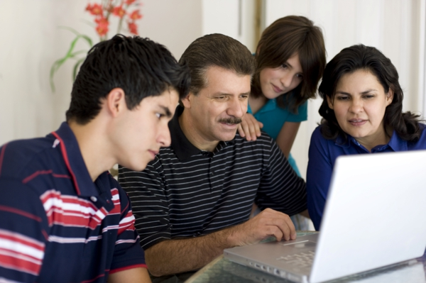 What is a Parents Role when it comes to Social Media