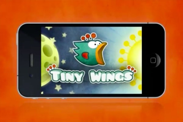 A Review Tiny Wings on Iphone