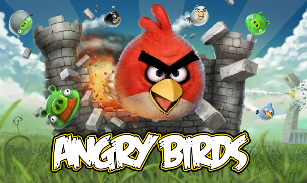 ANGRY BIRDS on iPhone A Review