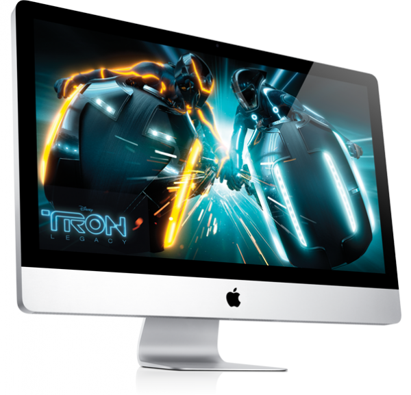 Apple iMac desktop (Thunderbolt)