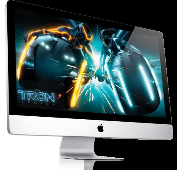Apple iMac desktop (Thunderbolt)