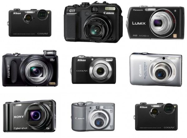 Best digital cameras by category of their megapixels