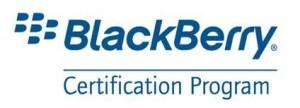 BlackBerry Certification Program