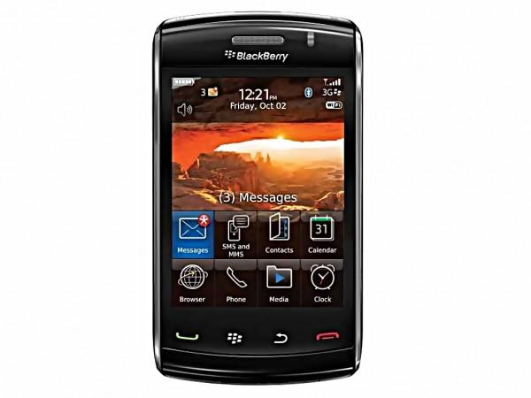 Blackberry Storm 2, smart phone