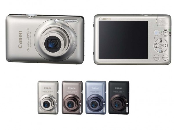 Canon PowerShot SD940IS