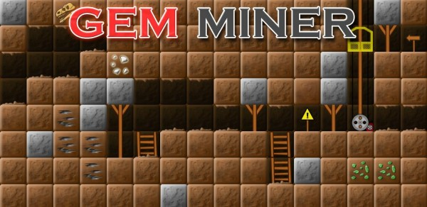 Gem Miner Dig Deeper Review on Android
