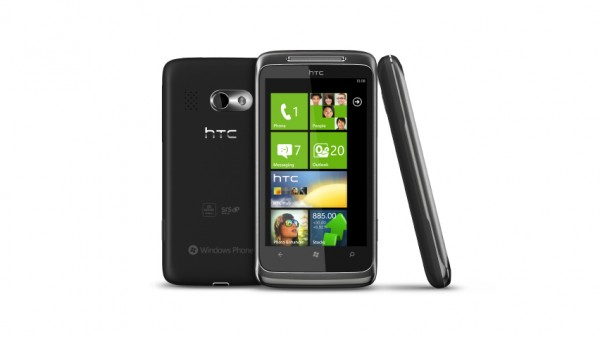 HTC Surround cell phone