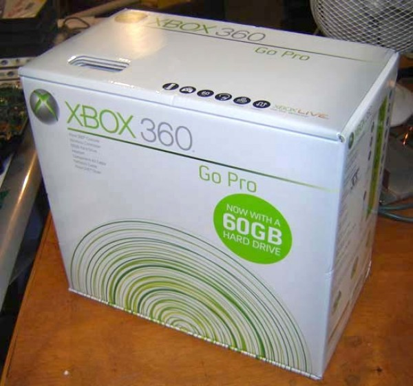 MS X box 360 Pro, Gamin Station
