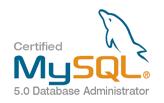 MySQL 5 Database Administrator Certified Professional