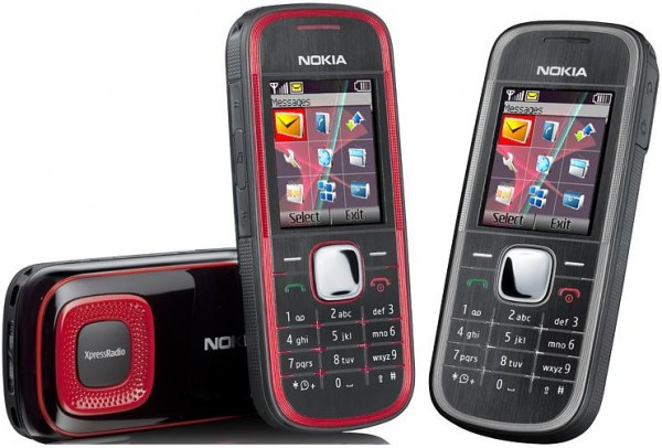 Nokia 5030 Xpress Radio Cellphone