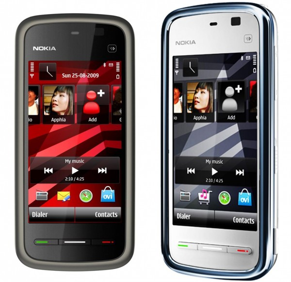 Nokia 5233 Touch Phone