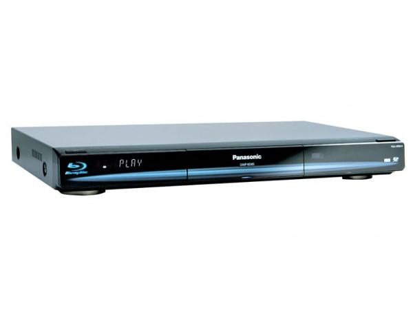 Panasonic DMP-BD85K, Blu-ray