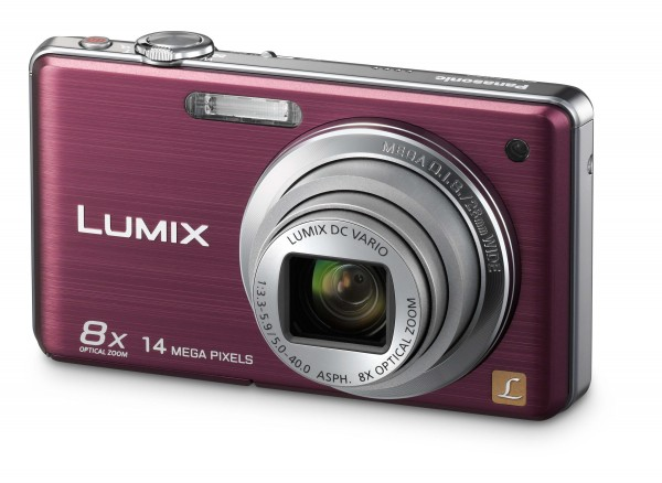 Panasonic Lumix DMC FH20