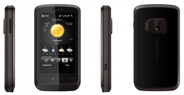 Phones with Windows Mobile Standard