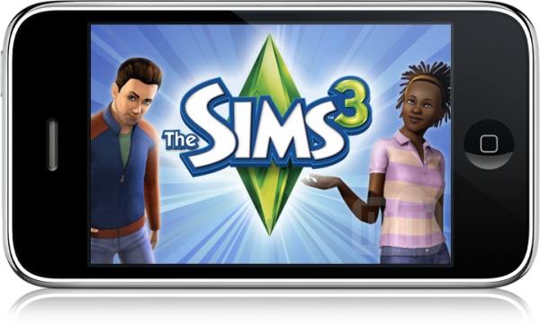 SIMS 3 ON IPHONE AN APPLICATION REVIEW
