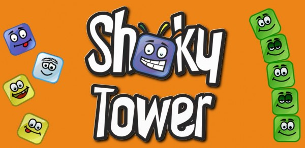 Shaky Towers A physics game with a twist in an Android Platform