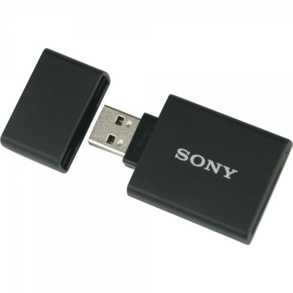 Sony USB Memory Card Reader & Writer MRW68E