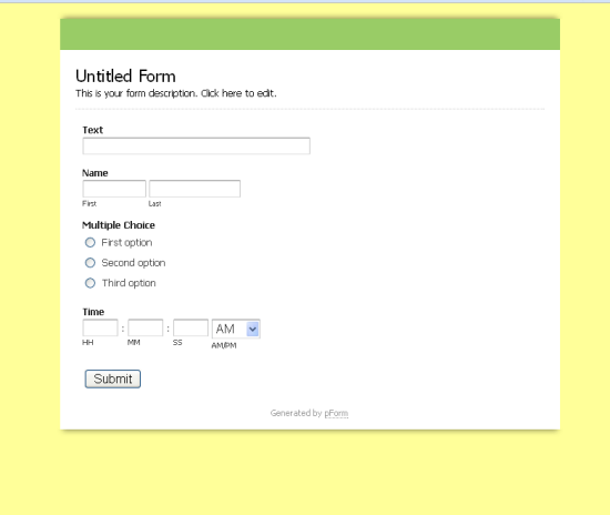 Enhance Your HTML Forms Through Minor Changes
