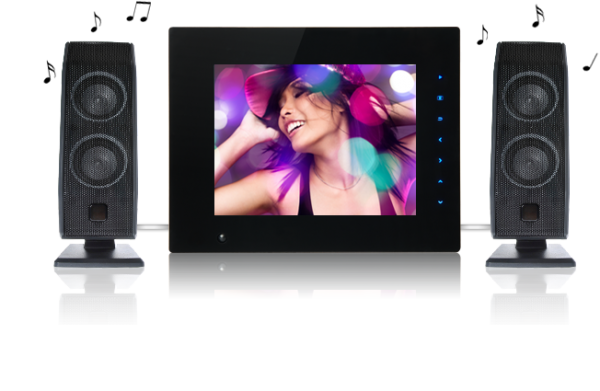 How a Digital Picture Frame Makes a Great Gift