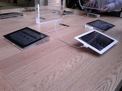 Reactions to the iPad 2 in Schools