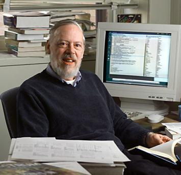 The Father of Computer Dennis Ritchie