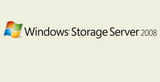 A look at Windows Storage Server 2008