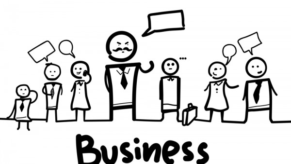 business and social media