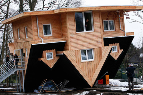 10 Crazy House Designs | TechWench