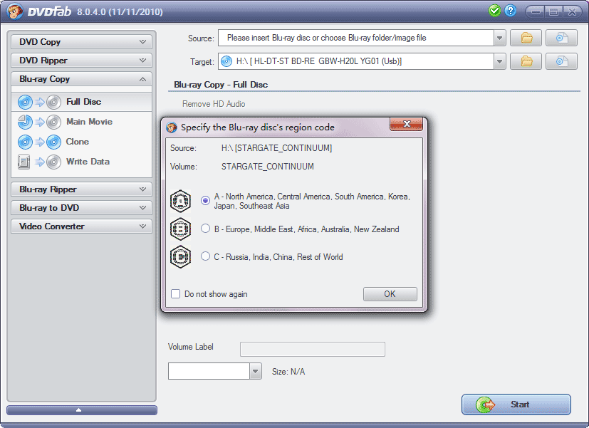 how to make a copy of a software disc
